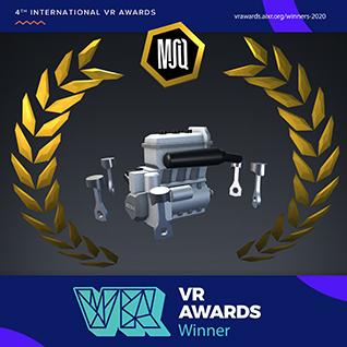 VR Awards 2020 Gewinner