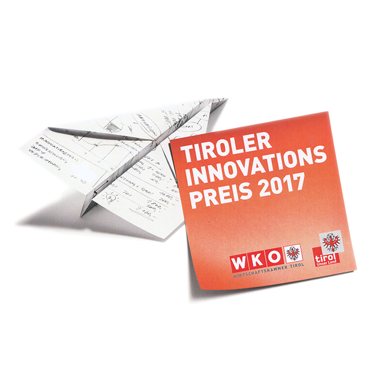 Tiroler Innovationspreis Illustration