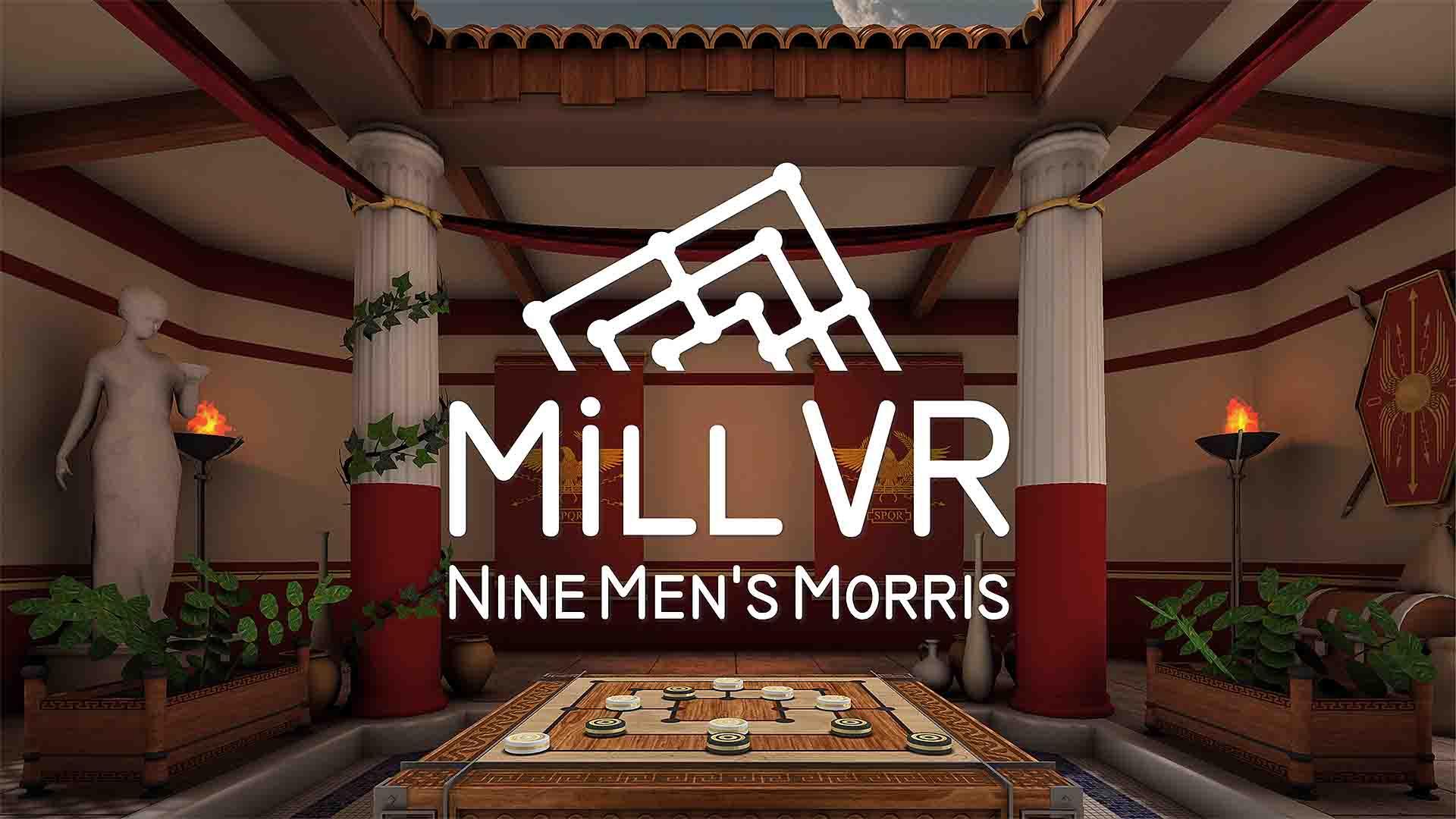 MSQ MillVR Startbildschirm