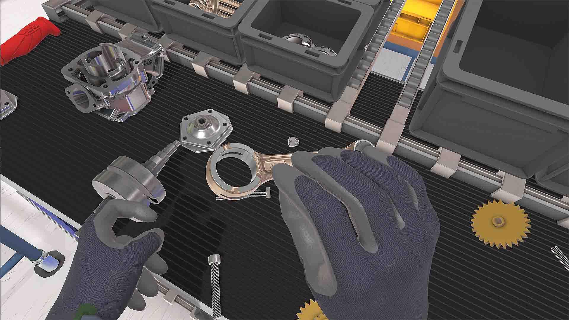 ROTAX VR-Assessment Pleuel