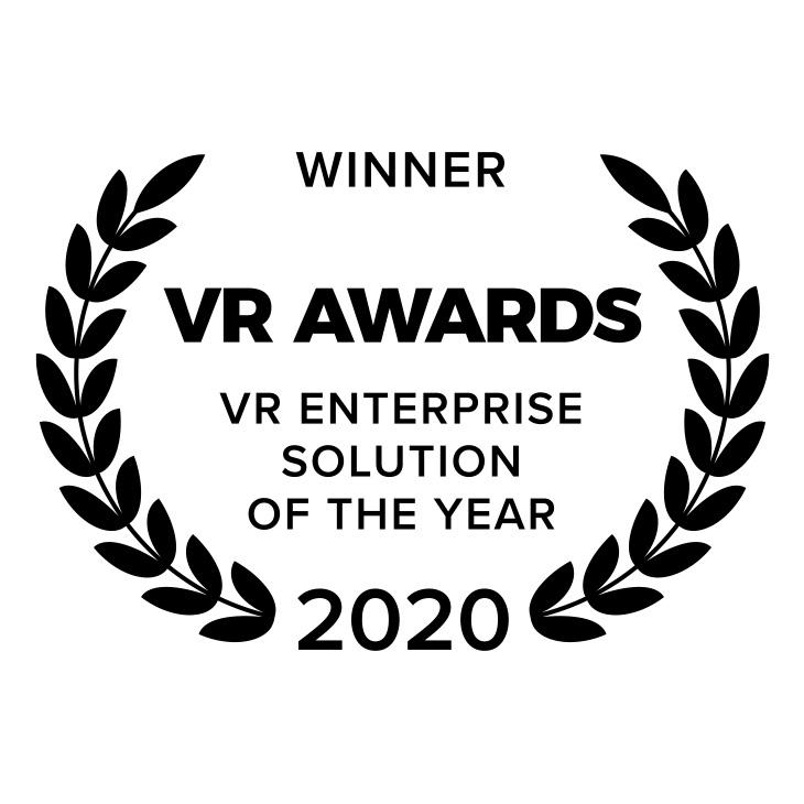VR Enterprise Solution of the Year 2020 Gewinner